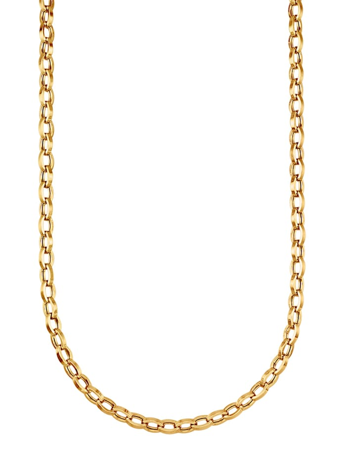 AMY VERMONT Roloketting van 14 kt. goud, Geelgoudkleur