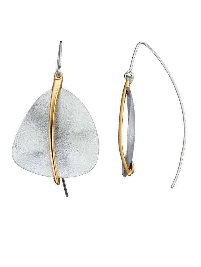 Diemer Silber Ohrhaken in Silber 925, Silberfarben