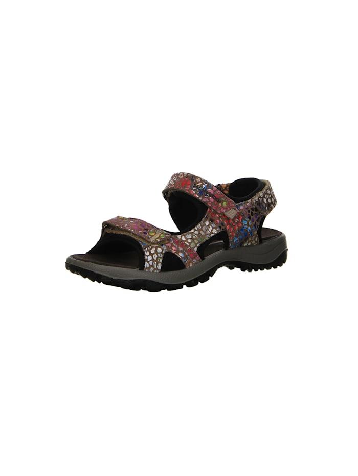 Salamander Sandalen/Sandaletten, metall