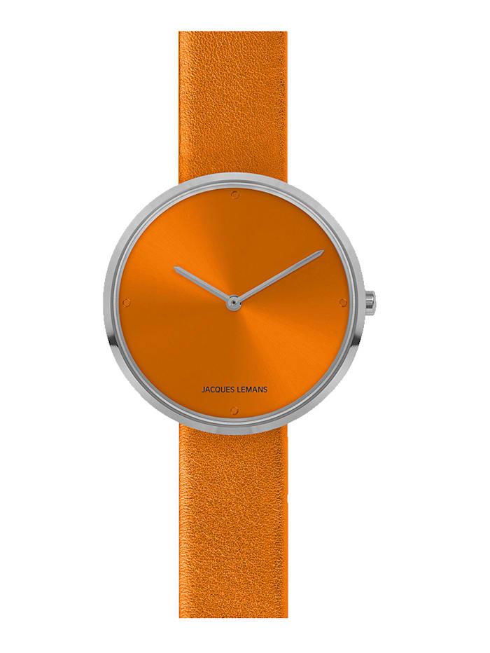 Jacques Lemans Armbanduhren, Orange