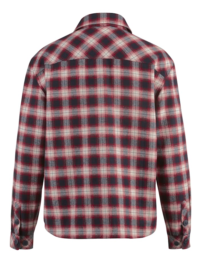 Hemdjacke mit 4 praktischen Taschen