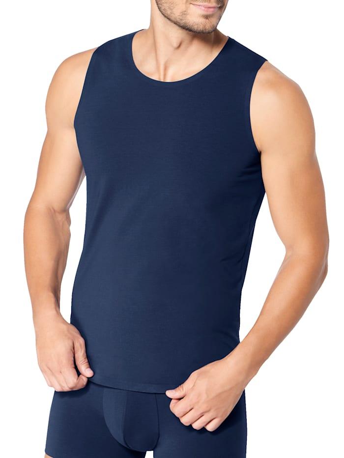 Mouwloos shirt met maximaal comfort
