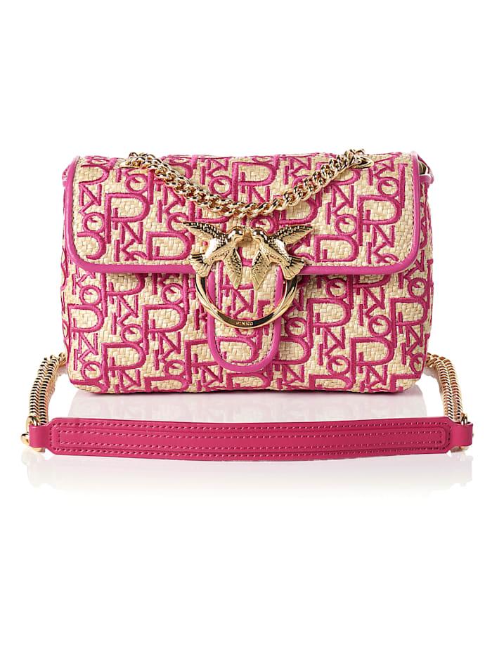 Pinko Crossbody-Bag, Natur-Pink