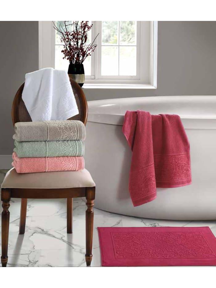 Handtuch Retro 4-teilig