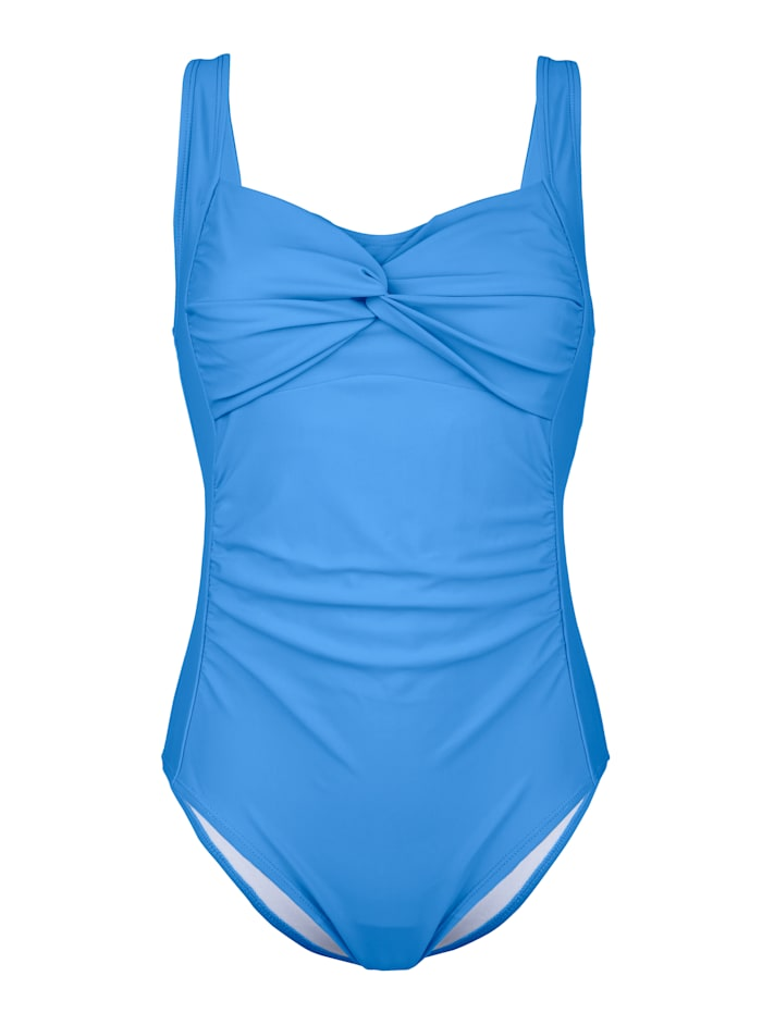 Swimsuit with stylish gathered detail