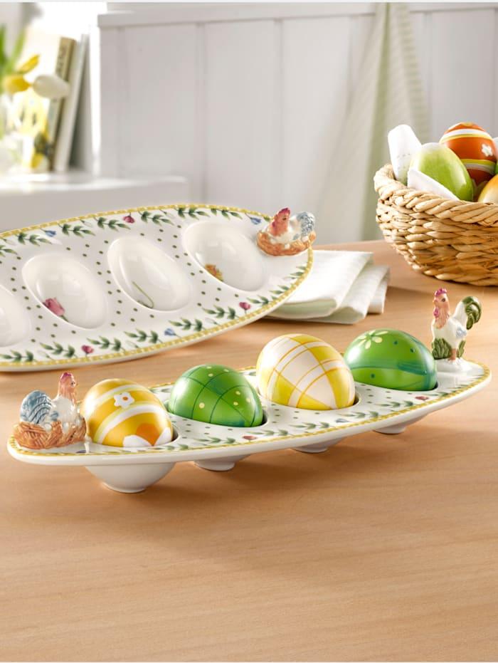 Eierenbootje Haan & hen
