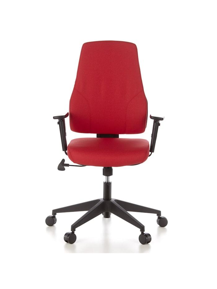 hjh OFFICE Profi Bürostuhl PRO-TEC 100, Rot
