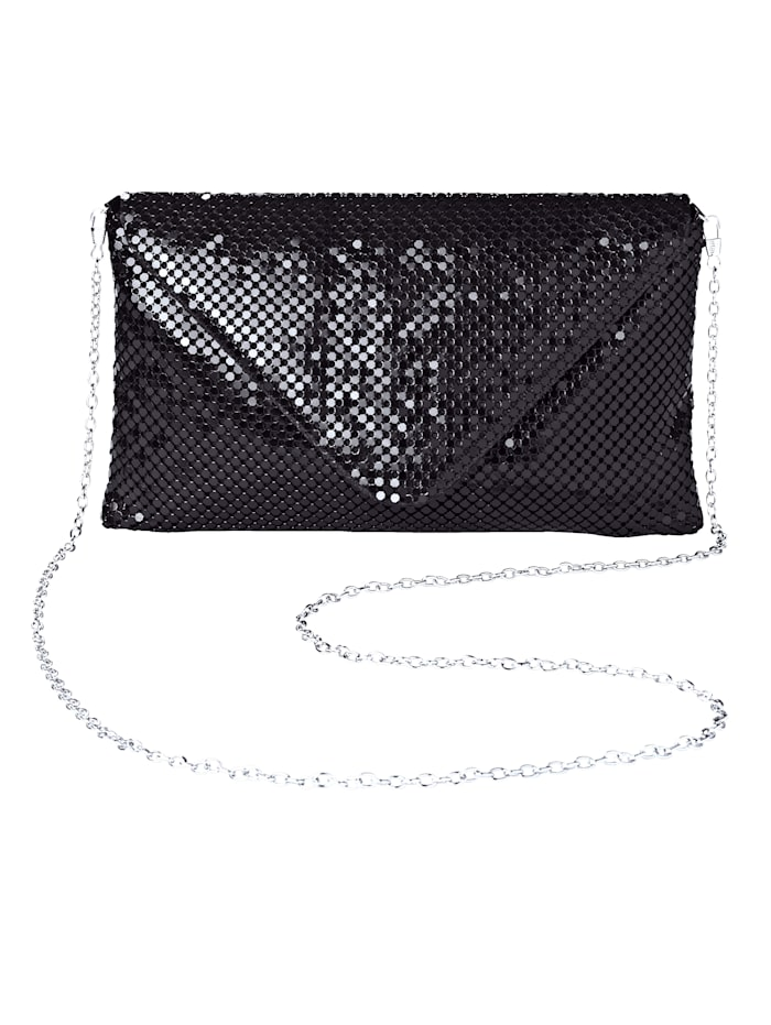 Clutch Sequined finish