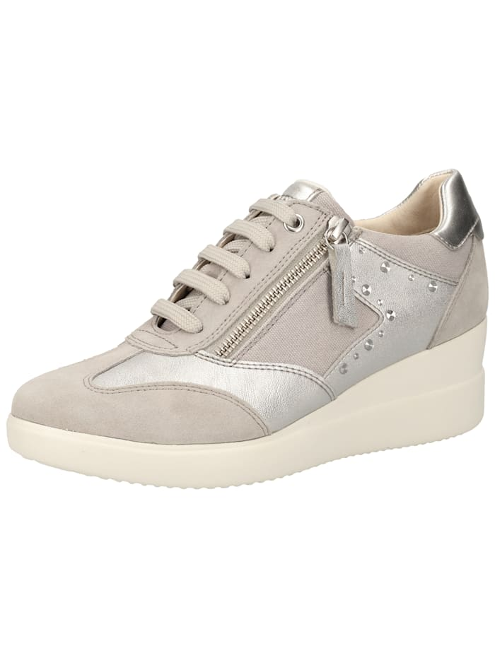 Geox Geox Sneaker, Hellgrau