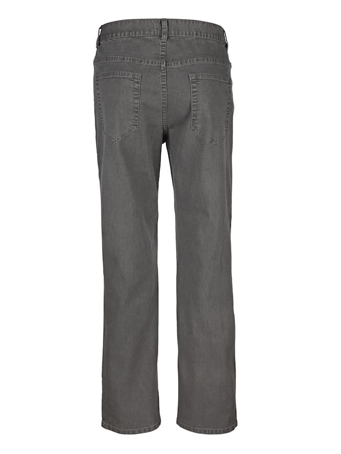 Jean coupe 5 poches avec élasthanne