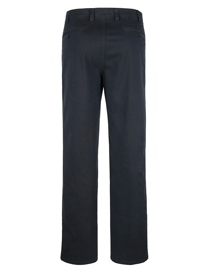 Swing-Pocket Hose in Swing-Pocket Form
