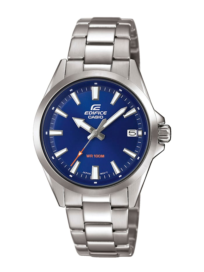 Casio Herrenuhr EFV-110D-2AVUEF, Silberfarben