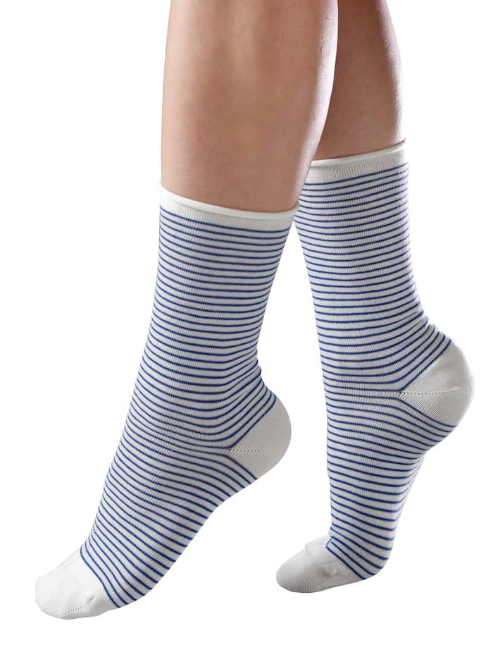 Dámské ponožky v balení po 7 párech