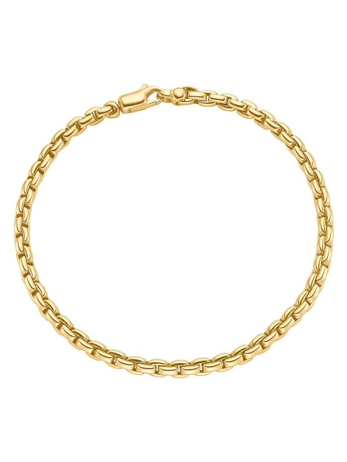 CHRIST GOLD CHRIST Gold Damen-Armband Weißgold/gold, gold