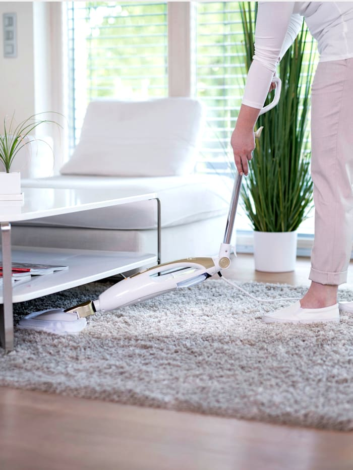 Multifunktionaler Dampfreiniger 10 in 1 'Livington Prime Steam Mop'