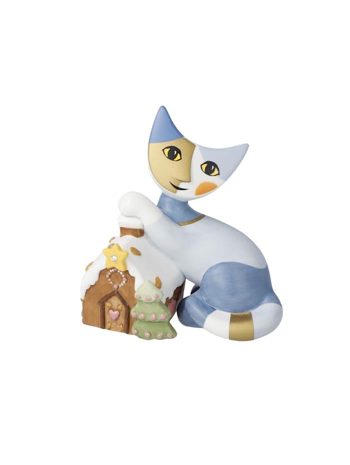 Goebel Goebel Figur Casa di pan di zenzero, Bunt