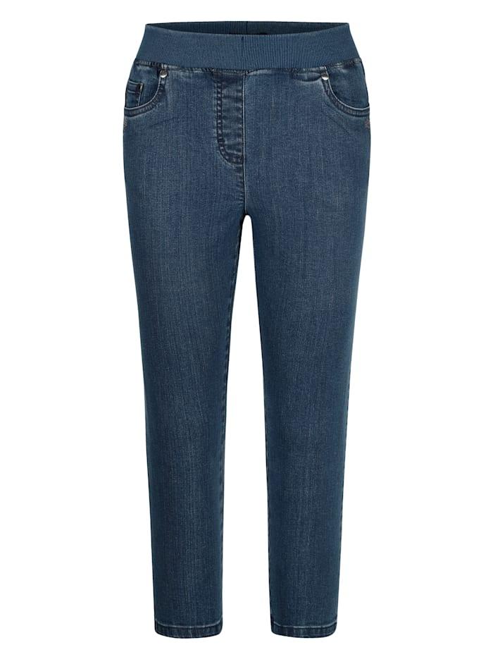 Jeans in 3/4 Länge