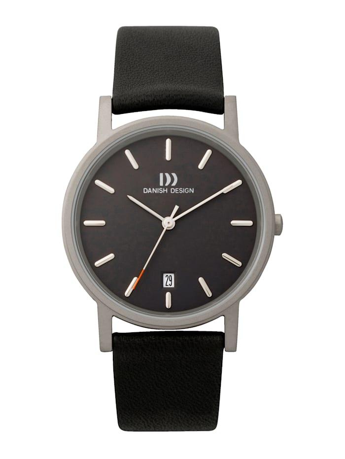 Danish Design Herrenuhr 3316261, Schwarz
