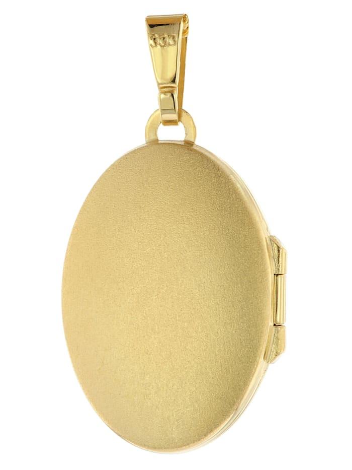 Medaillon Anhänger 333 Gold (8 Karat)
