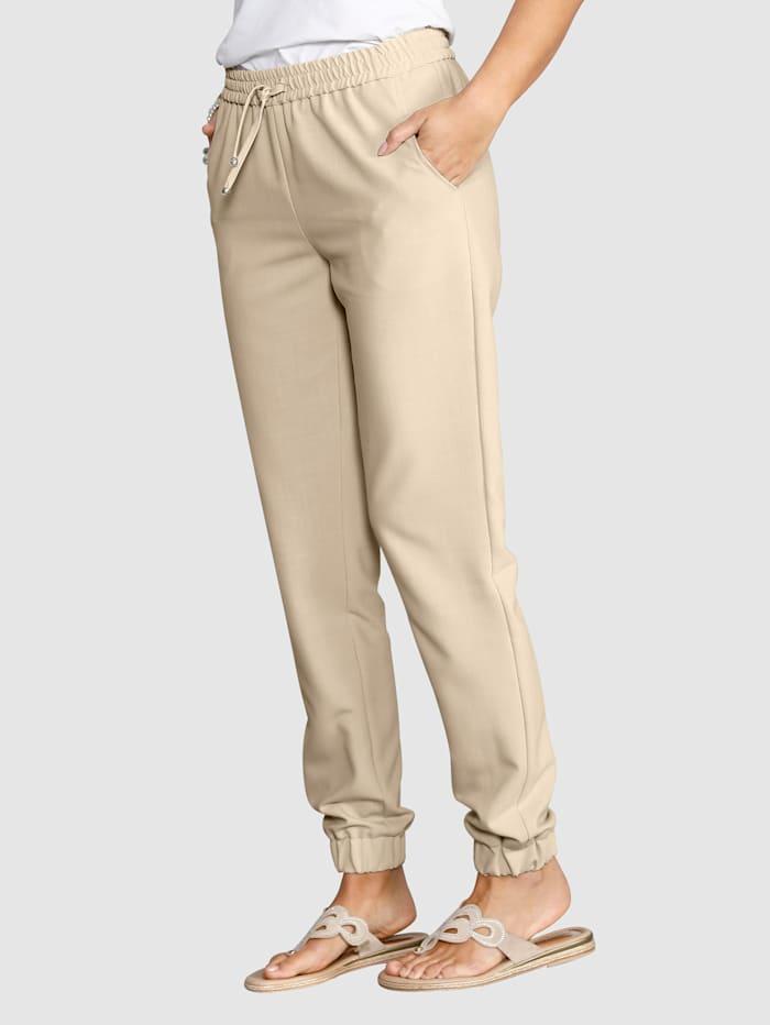 Pantalon Sandra Slim