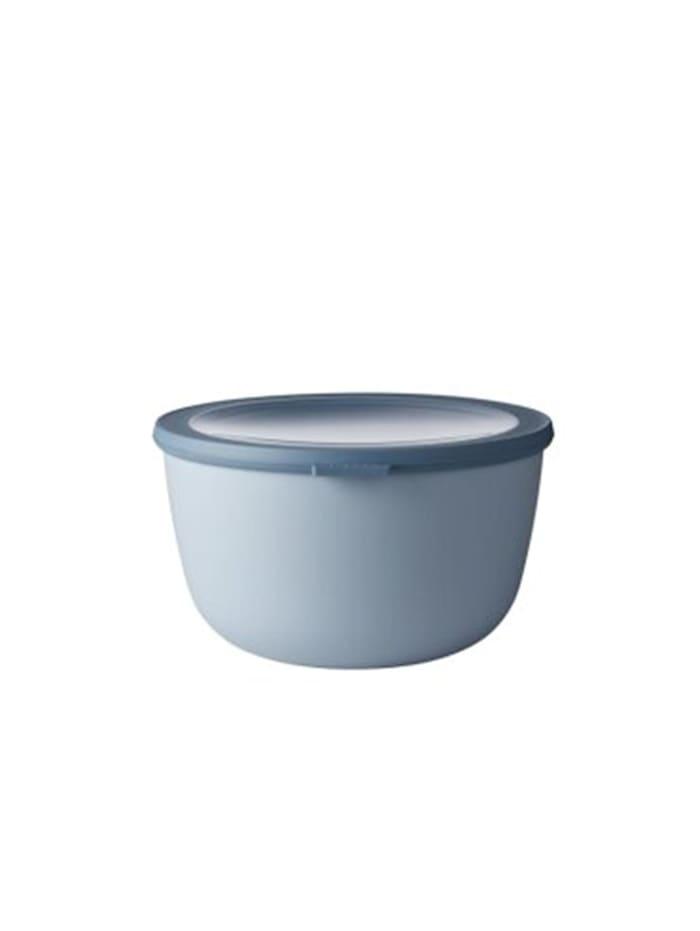 Rosti Mepal Frischhaltedose Multischüssel Cirqula Nordic Green, Nordic Blue
