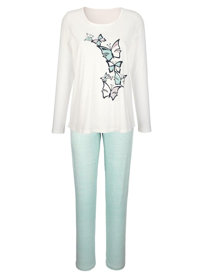 Pyjamas par lot de 2 en pur coton agréable à porter