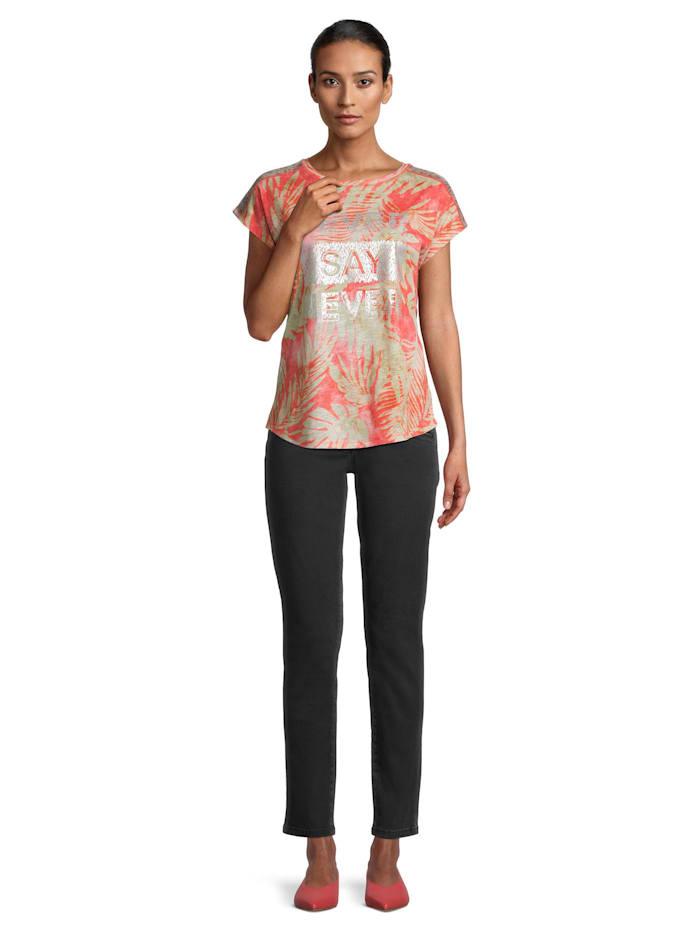 Betty Barclay Casual-Shirt mit Print, Rot