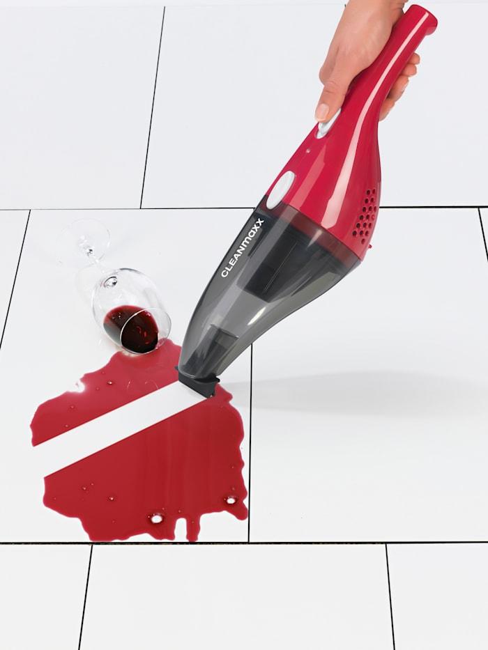 CLEANmaxx 2 in 1 Akku- Handstaubsauger