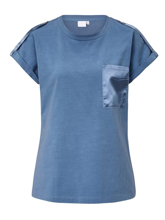 CONLEYS PURPLE T-Shirt, Blau