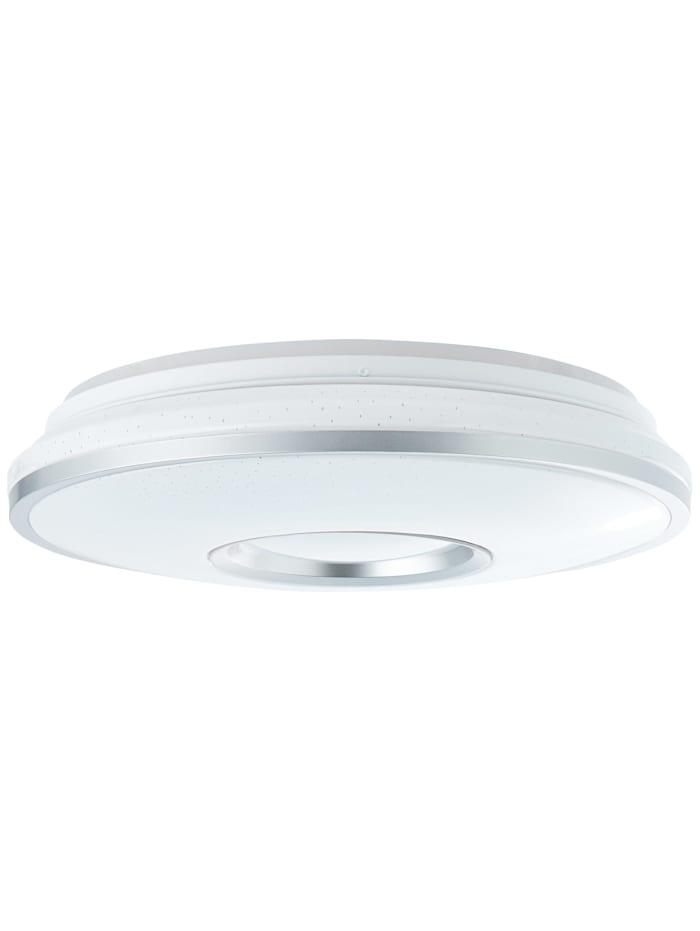 Visitation LED Deckenleuchte 39cm weiß-silber
