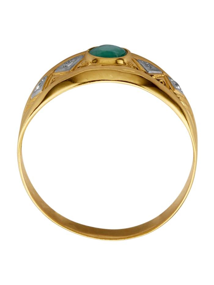 Ring av silver 925