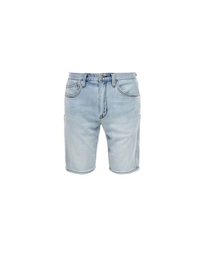 s.Oliver Jeans Short, blau