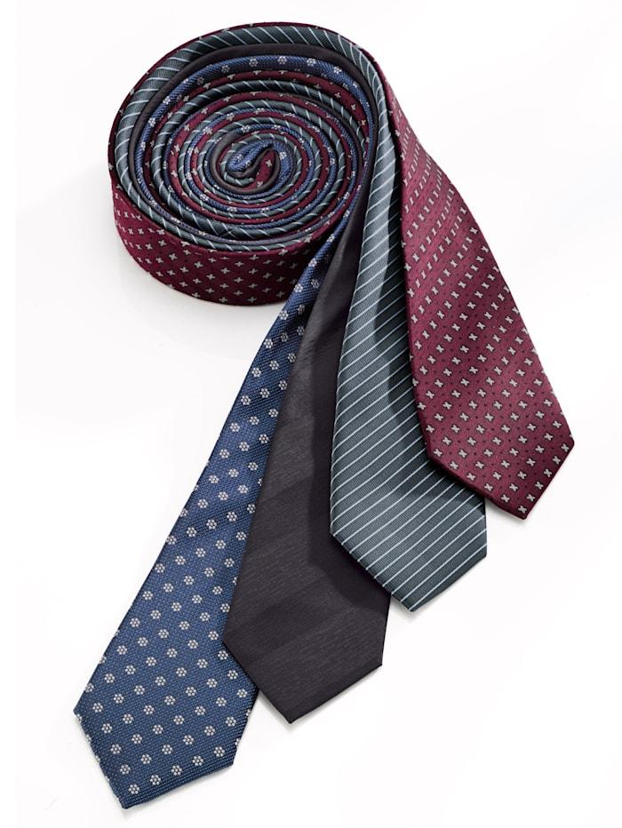 Krawatte im modischen Design