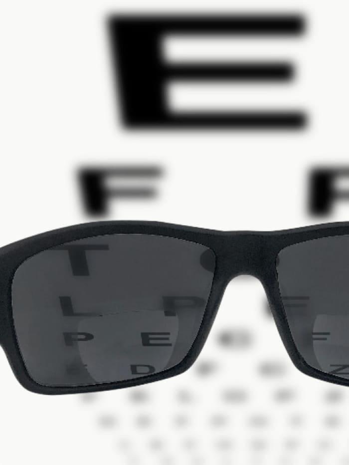 MagicVision Leeszonnebril Magic Vision met 300% vergroting, Zwart