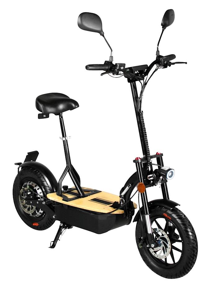 "Didi Thurau Edition DIDI THURAU EDITION Elektroroller ""Eco-Tourer Speed"" 45 km/h, Basic, schwarz"