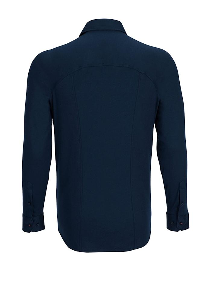 Jerseyhemd - Bügelfrei