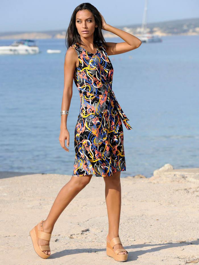 Strandkleid mit Knotendetail