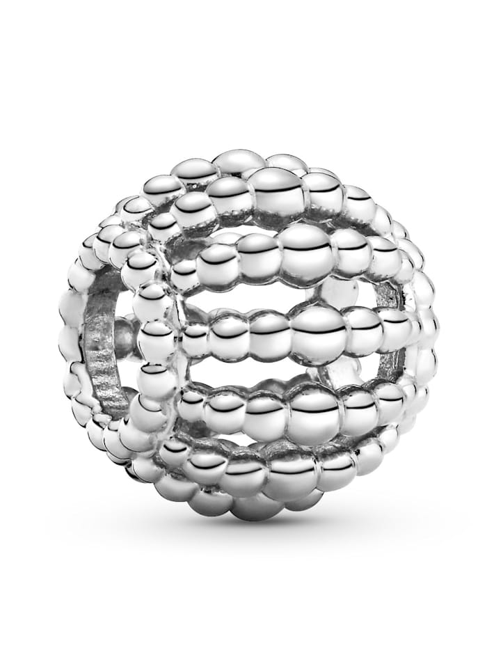 Pandora Charm - Metallperlen - 798679C00, Silberfarben