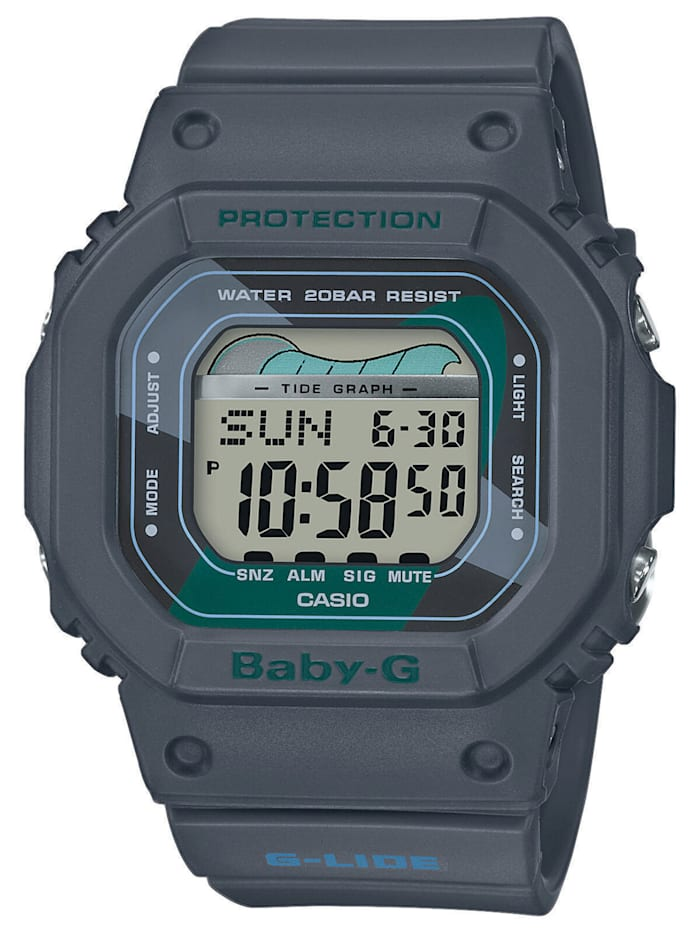 Baby-G Damen-Armbanduhr