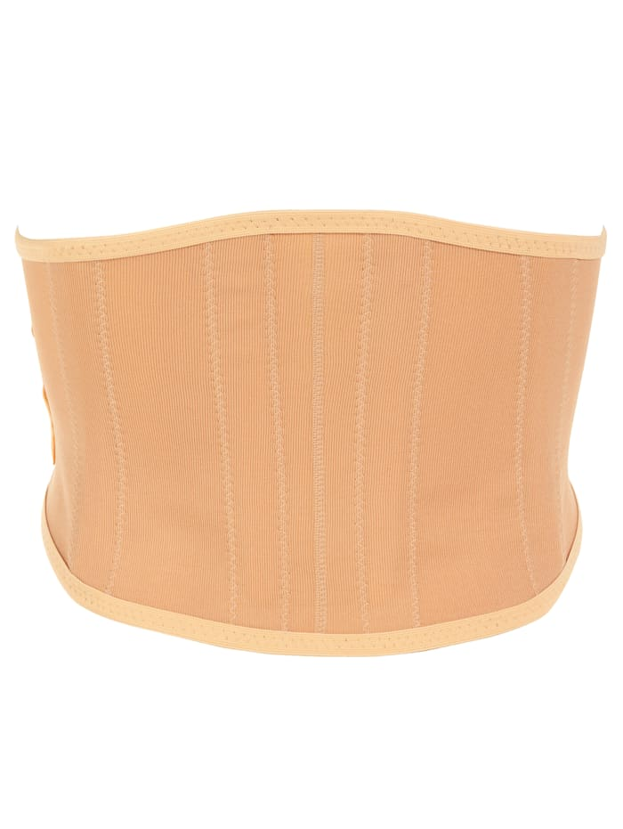 Turbo® Med Turbo®Med Rückenbandage - anatomische Form, beige