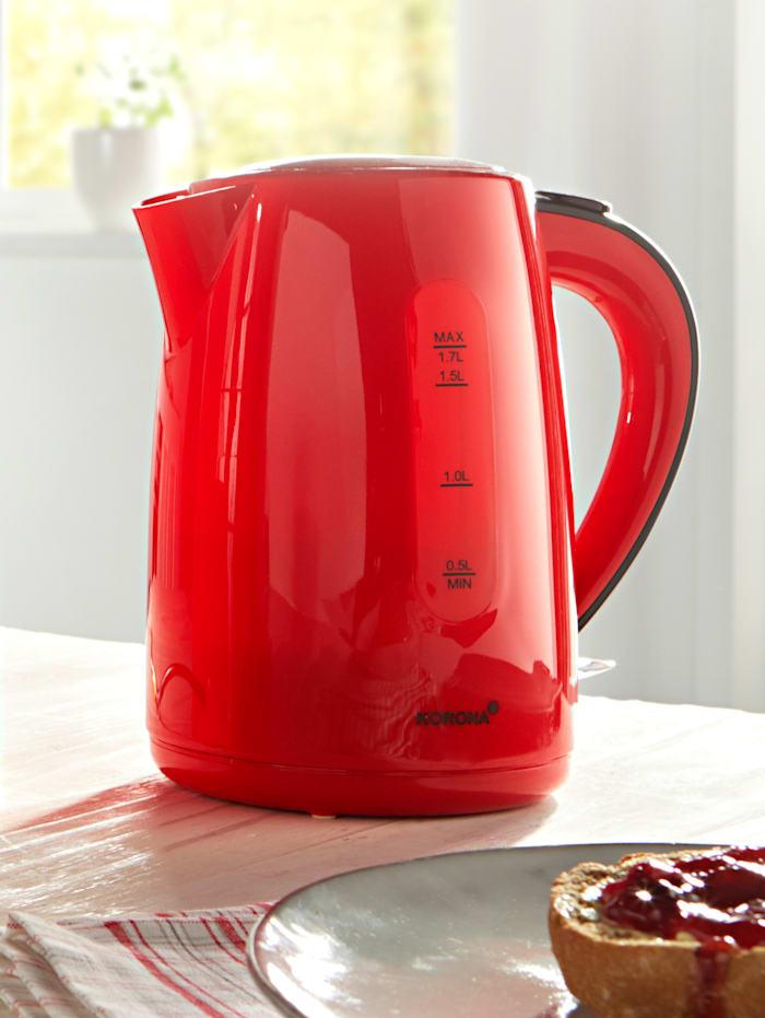 Bouilloire 20133, 1,7 litres, rouge
