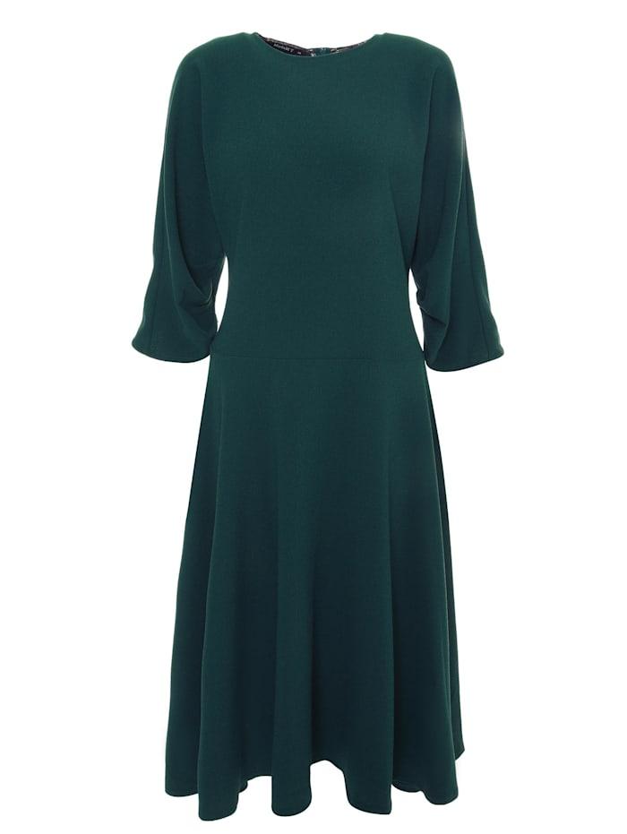 Madam-T Jerseykleid Ramona, grün