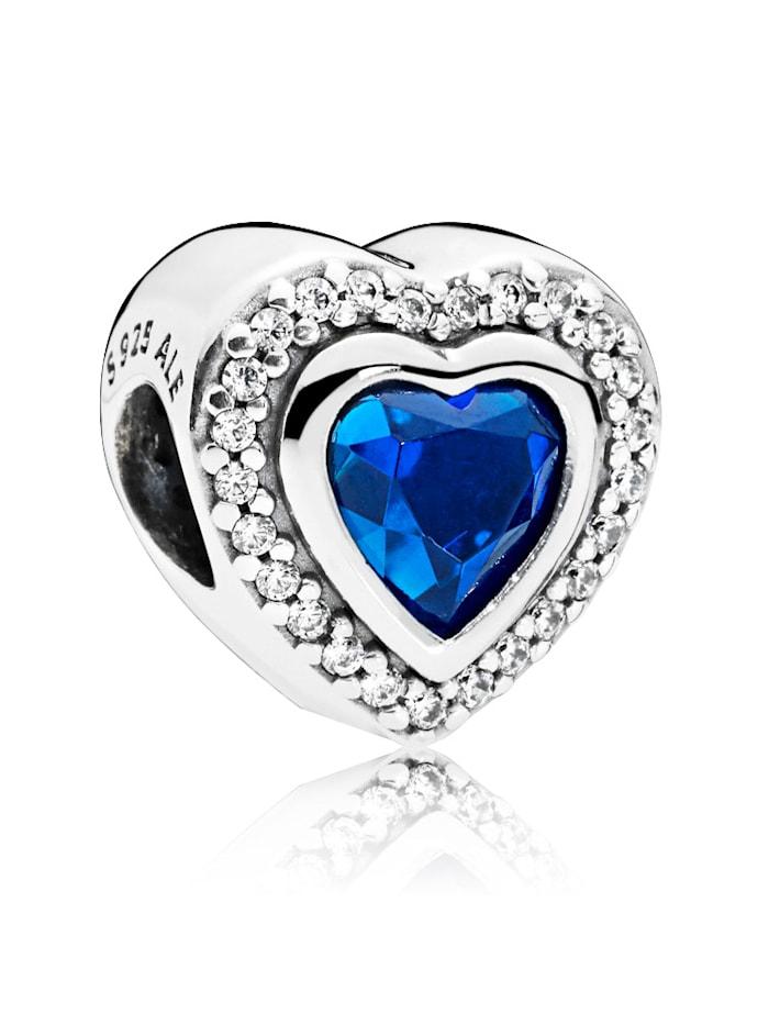 Pandora Charm -Funkelnde Liebe- 797608NANB, Blau