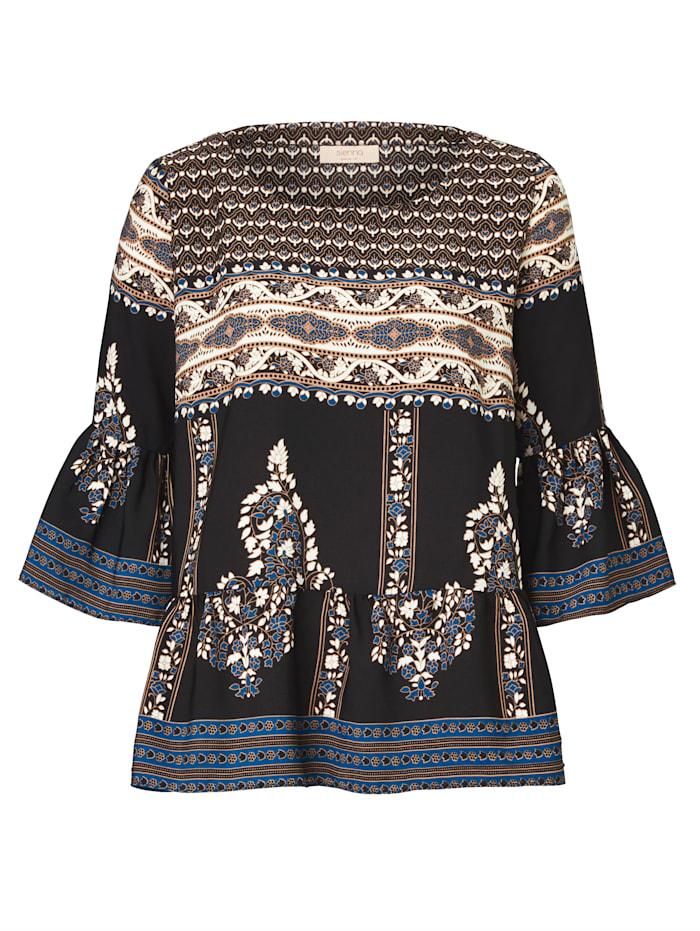 SIENNA Bluse, Multicolor