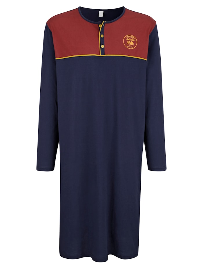 G Gregory Nachthemd, Marineblau