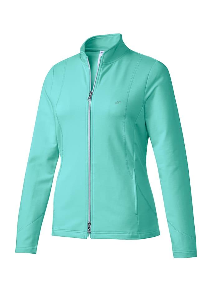 JOY sportswear Freizeitjacke DORIT, jade