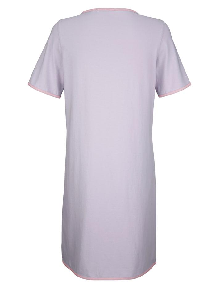 Nachthemden aus Organic Cotton 2er Pack