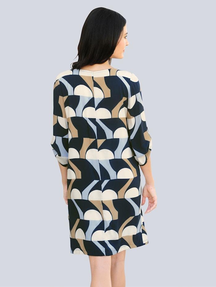 Kleid aus trageangenehmer Viskose