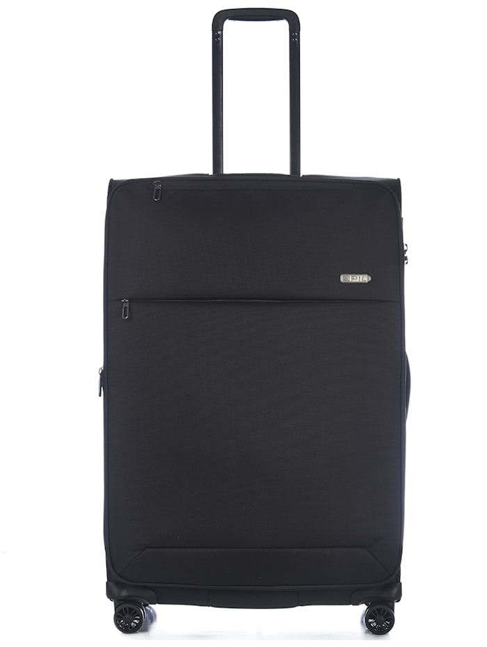 Epic Discovery Neo 4-Rollen Trolley 77 cm, black