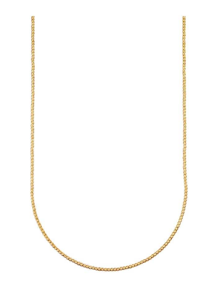 Ketting van 14 kt. goud, Geelgoudkleur